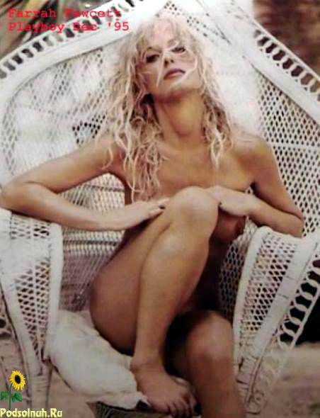 Nude photos of farrah fawcett